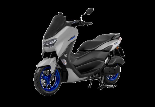 YAMAHA รถมอเตอร์ไซค์ Yamaha NMAX (2021) 1