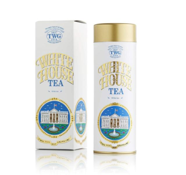 TWG Tea ชาขาว ไวท์เฮ้าส์ 1