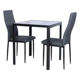 10 อันดับ โต๊ะกินข้าว ยี่ห้อไหนดี ฉบับล่าสุดปี 2021 มีทั้งทรงกลมและสี่เหลี่ยม รองรับ 2 - 6 ที่นั่ง 5