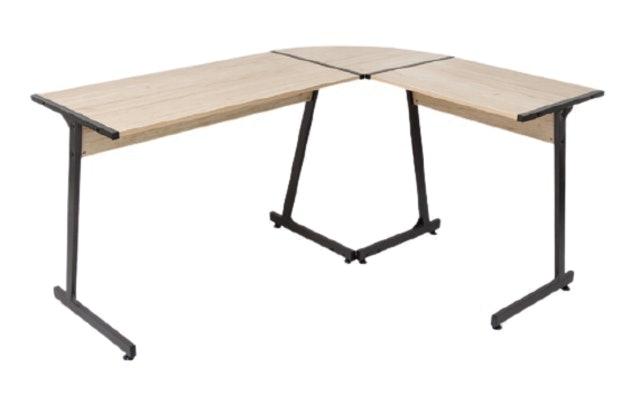 U-Ro Decor โต๊ะทำงานเข้ามุม รุ่น PLUS  1