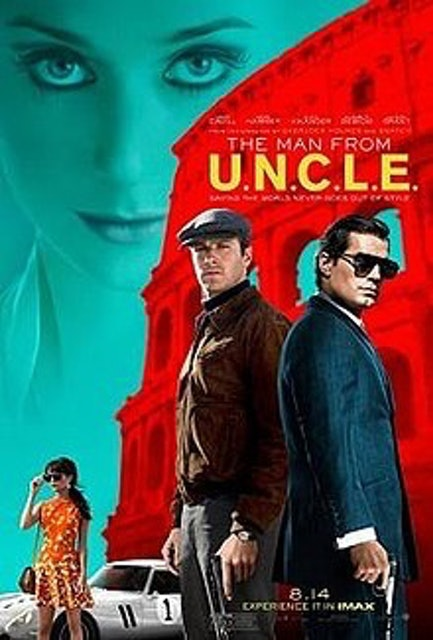 Warner Bros. Pictures The Man from U.N.C.L.E. 1
