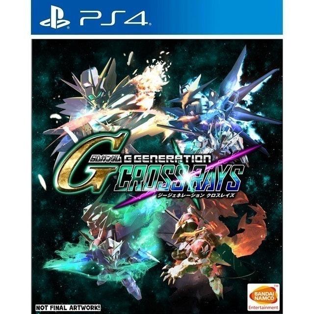 BANDAI NAMCO Entertainment Inc. SD Gundam G Generation Cross Rays 1