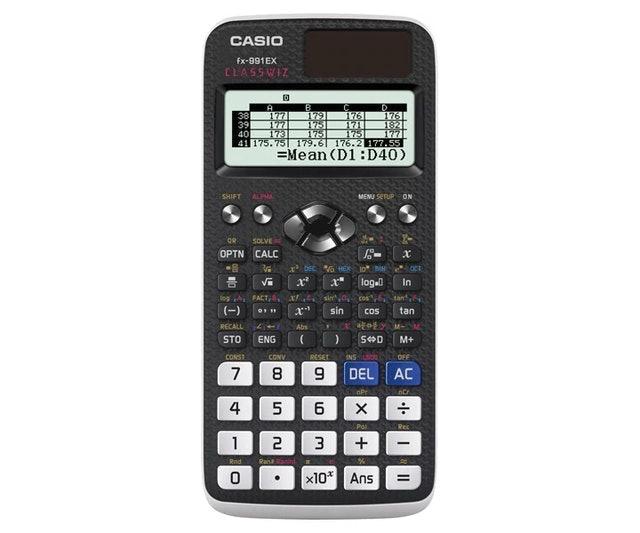 Casio FX-991EX 1