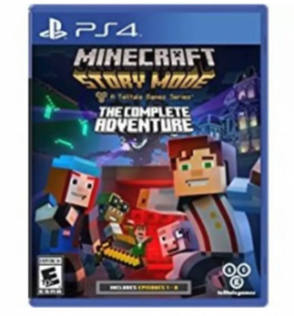 Minecraft Story Mode A Telltale Games Series THE COMPLETE ADVENTURE 1