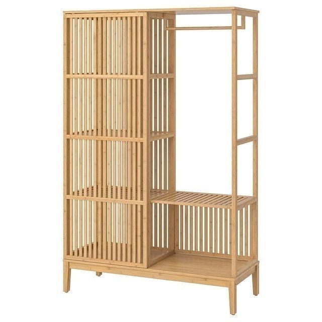 IKEA ตู้เสื้อผ้า รุ่น NORDKISA 1