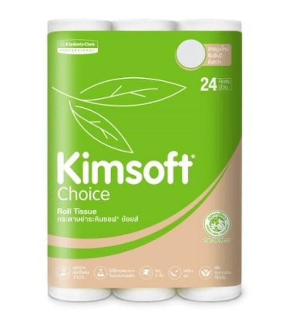 Kimsoft กระดาษชำระคิมซอฟ ช้อยส์ 1