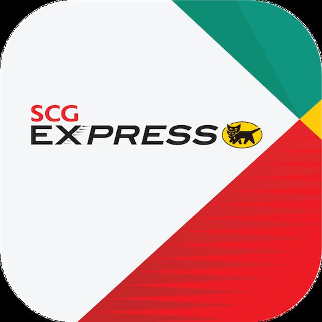 SCG Express แอปส่งของ SCG Express 1