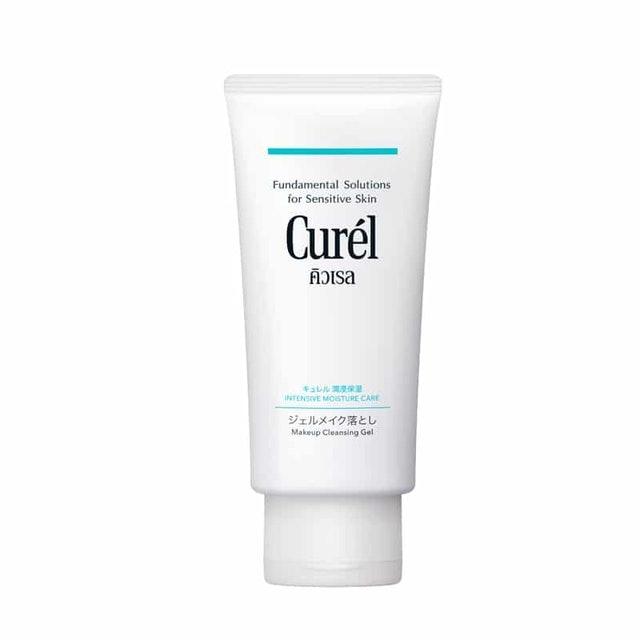 Curel Intensive Moisture Care Makeup Cleansing Gel  1