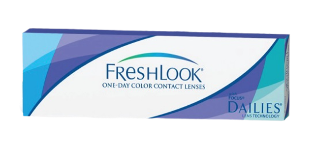 FRESHLOOK One Day Color Contact Lenses 1