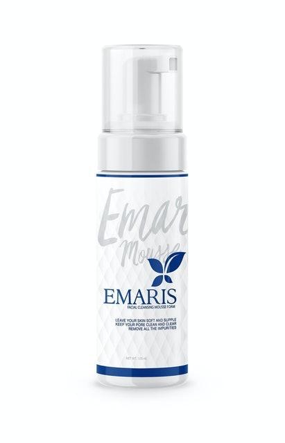 Emaris มูสล้างหน้า Facial Cleansing Mousse Foam 1