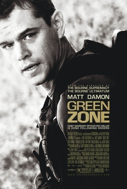 Universal Pictures Green Zone 1