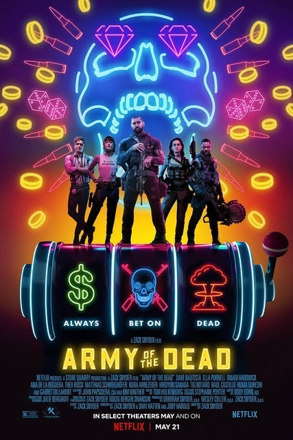 Netflix Army of the Dead 1