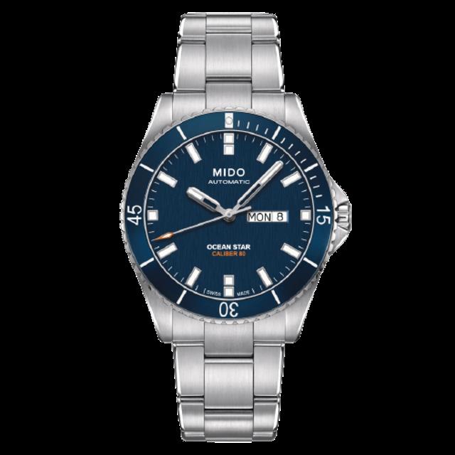 MIDO นาฬิกา Dive Watch รุ่น OCEAN STAR M026-430-11-041-00 1