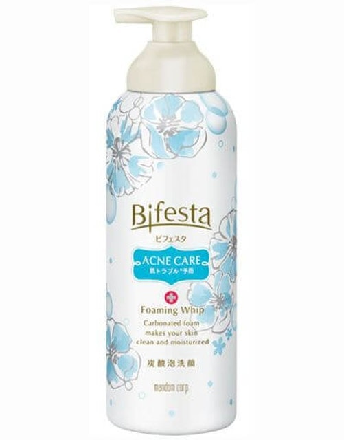 Bifesta Foaming Whip Acne Care 1