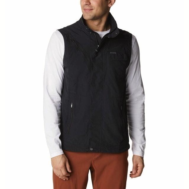 COLUMBIA เสื้อกั๊กเดินป่า รุ่น MEN'S SILVER RIDGE™ II VEST 1