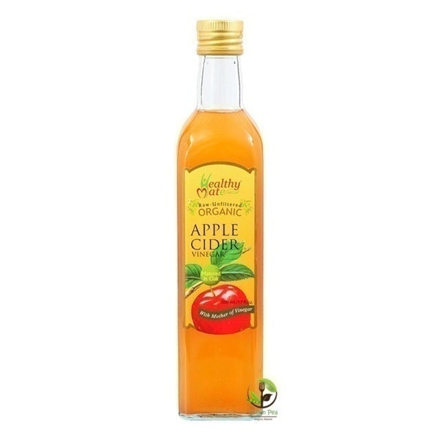 Happy Mate Happy Mate Raw Organic Apple Cider Vinegar 1