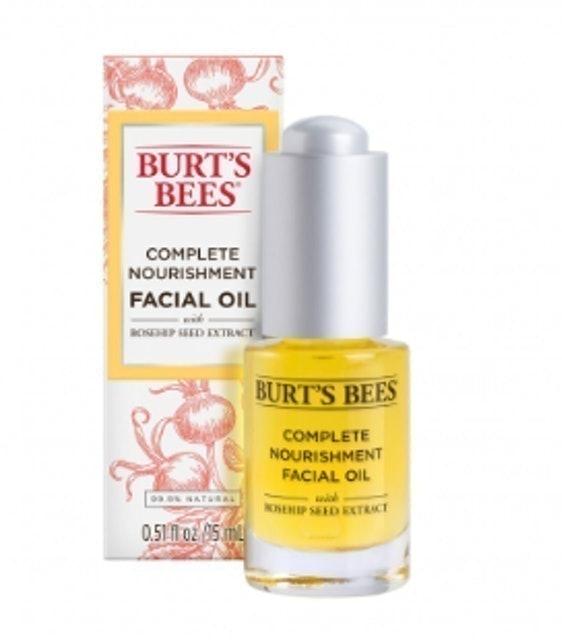 Burt's Bees Complete Nourishment Facial Oil 1