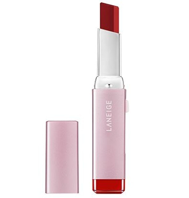 Laneige  Two Tone Matte Lip Bar -No.2 Red Cashmere 1