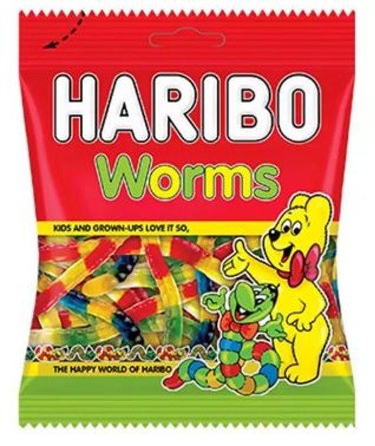 Haribo Worms 1