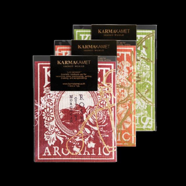 Karmakamet Life Memoir Aromatic Bookmark 1