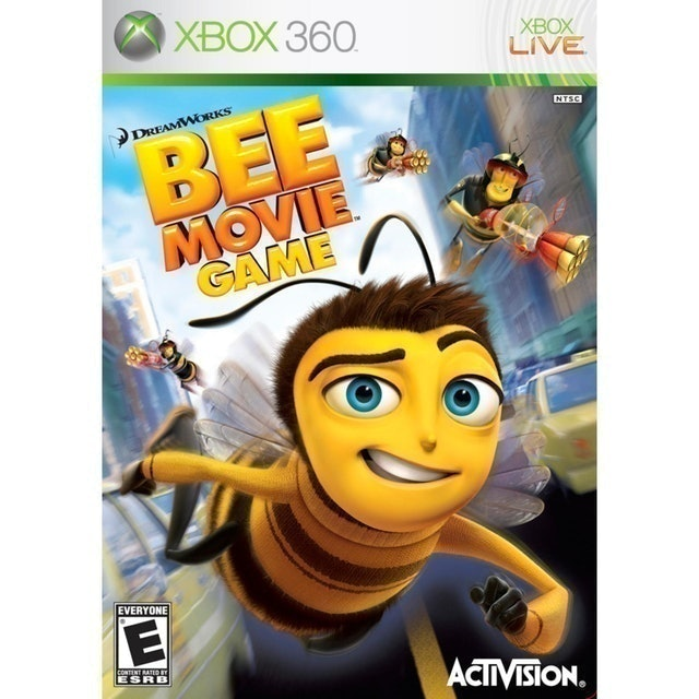 Activision Bee Movie Game 1