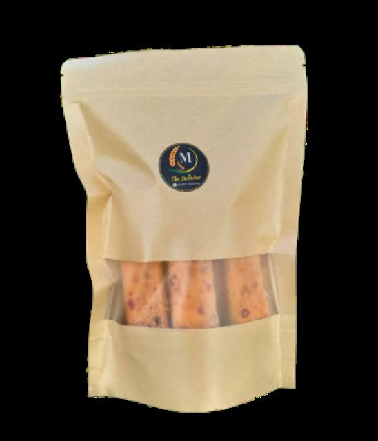MODY ขนมปังกรอบหมูหยอง น้ำพริกเผา 1
