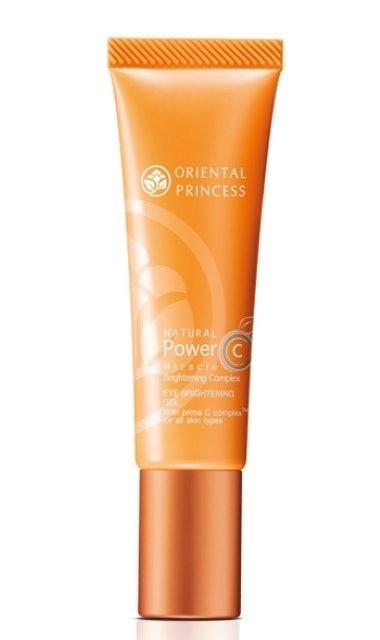 Oriental Princess Natural Power C Miracle Brightening Complex Brightening Eye Gel  1