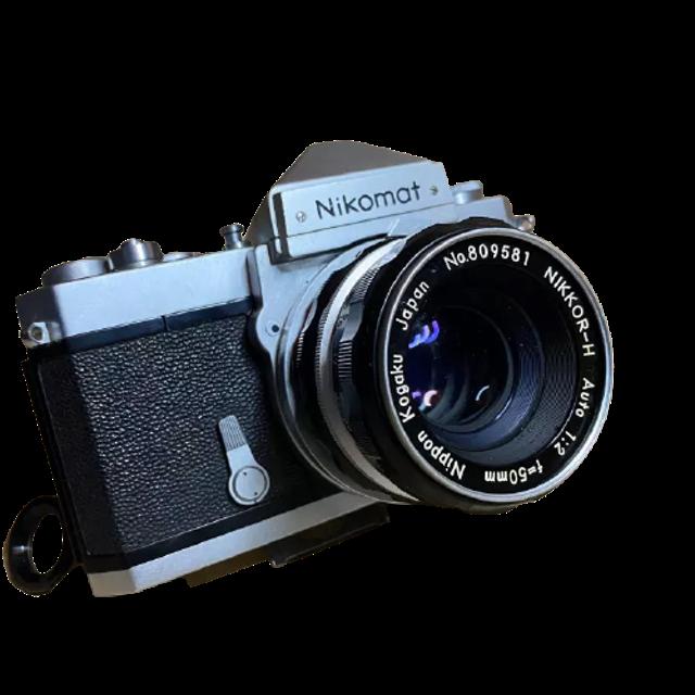 NIKON กล้องฟิล์ม SLR รุ่น Nikomat FTn 1