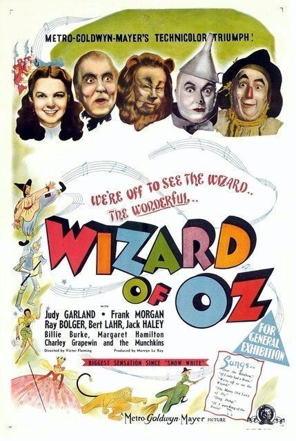 Loew's, Inc The Wizard of Oz 1