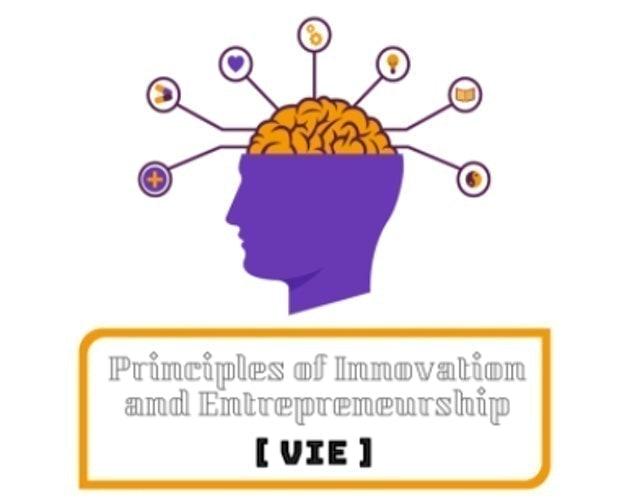 คณาจารย์คณะสัตวแพทยศาสตร์ Principle of Innovation and Entreprenuership: VIE 1