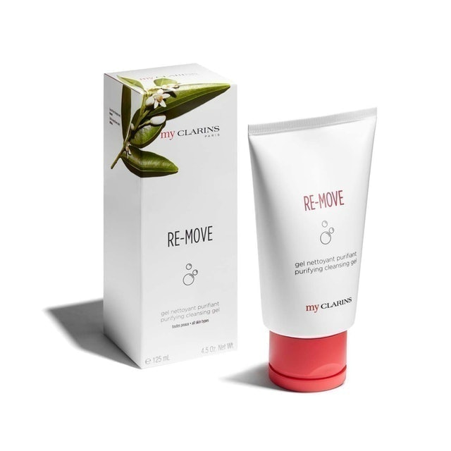 Clarins RE-MOVE Purifying Cleansing Gel 1