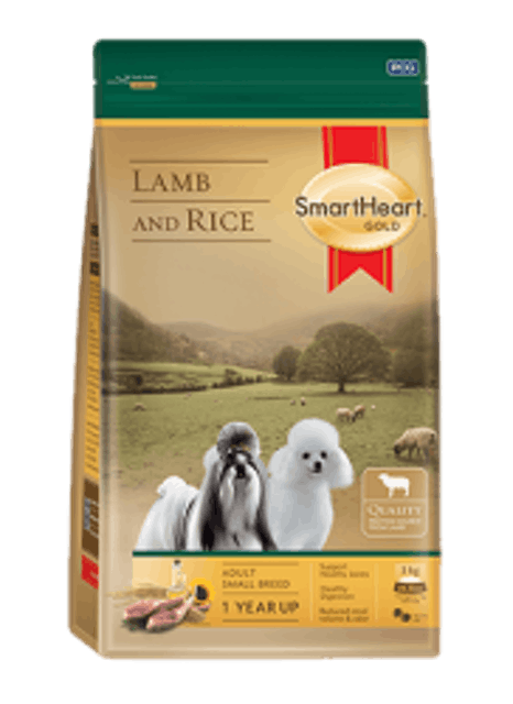 SmartHeart Gold Adult Small Breed 1