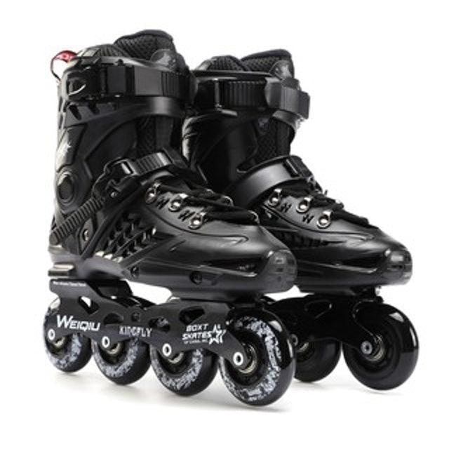 WEIQIU รองเท้าโรลเลอร์เบลด รองเท้าสเกต 1