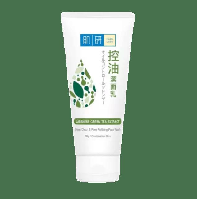 HADA LABO Deep Clean & Pore Refining Face Wash 1