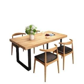 10 อันดับ โต๊ะกินข้าว ยี่ห้อไหนดี ฉบับล่าสุดปี 2021 มีทั้งทรงกลมและสี่เหลี่ยม รองรับ 2 - 6 ที่นั่ง 1
