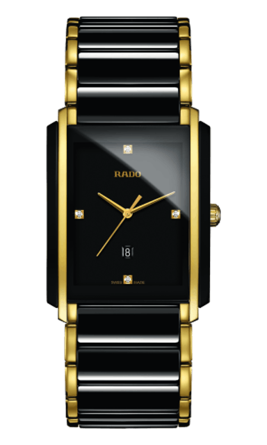 RADO นาฬิกาข้อมือ รุ่น  INTEGRAL DIAMONDS 1