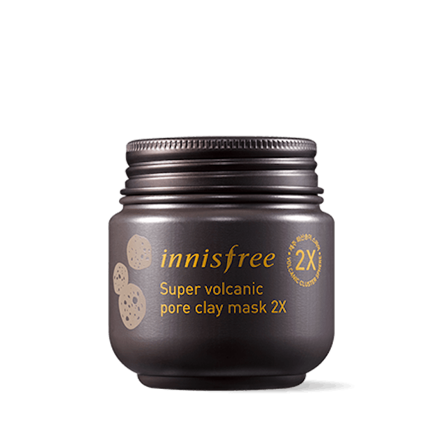 Innisfree Super Volcanic Pore Clay Mask 2X 1