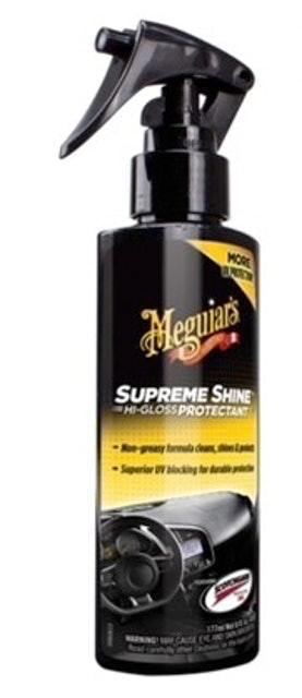 Meguiar's น้ำยาเคลือบเงารถยนต์ Supreme Shine Protectant 1