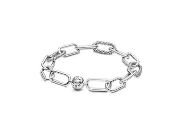 PANDORA กำไล PANDORA Silver Pandora Me Link Bracelet 1
