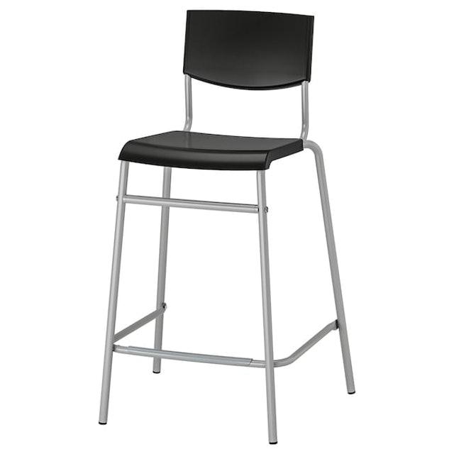 IKEA  เก้าอี้บาร์มีพนัก รุ่น STIG 1