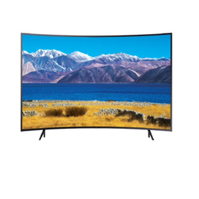 SAMSUNG ทีวี 4K SMART Curve TV Crystal UHD 4K รุ่น 55TU8300 1