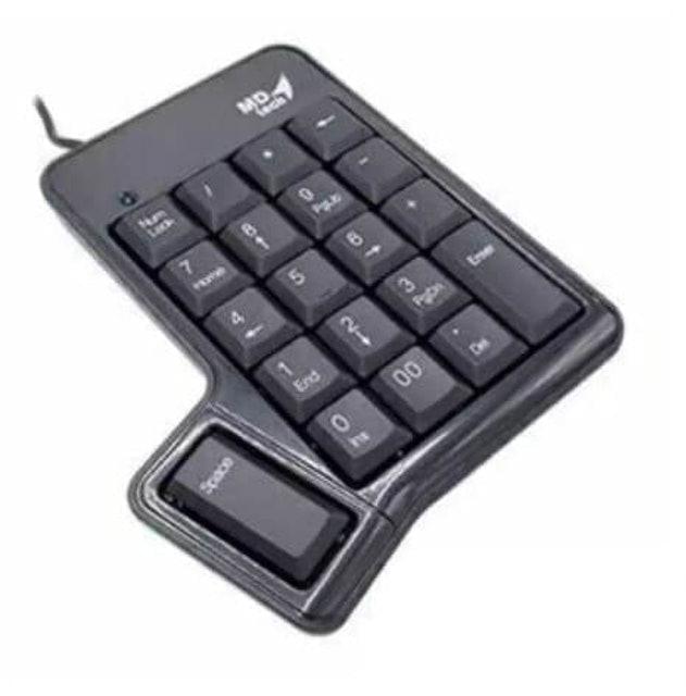 MD Tech คีย์บอร์ดตัวเลข/แป้นพิมพ์ตัวเลข รุ่น PT-970 1