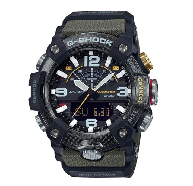 Casio นาฬิกา CASIO G-SHOCK PREMIUM GG-B100-1A3DR 1