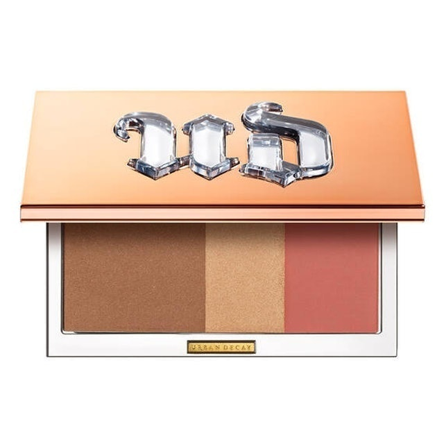 Urban Decay Stay Naked Threesome 1