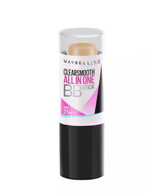 Maybelline New York  Clear Smooth BB Stick SPF21+++ (10 g) 1