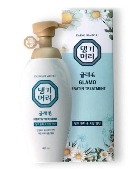 Daeng Gi Meo Ri ครีมหมักผมเคราติน Glamo Volume Keratin Treatment  1
