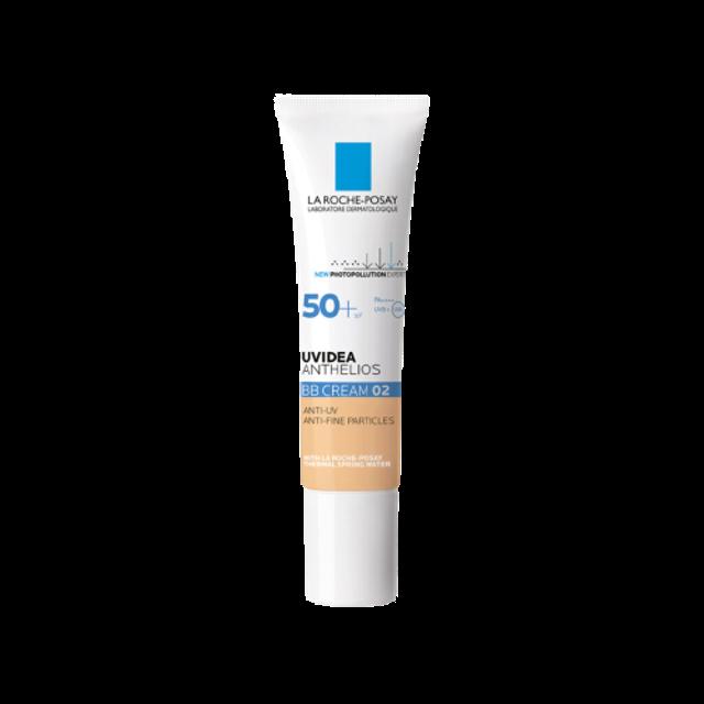 Laroche-Posay  ครีมกันแดดผสมรองพื้น Uvidea Anthelios BB Cream 1