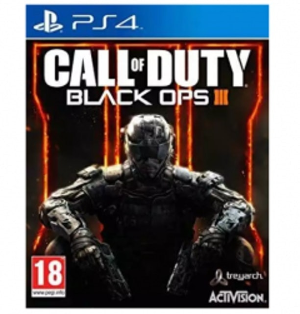 PS4 Call of duty Black Ops III Multiplayer Beta 1