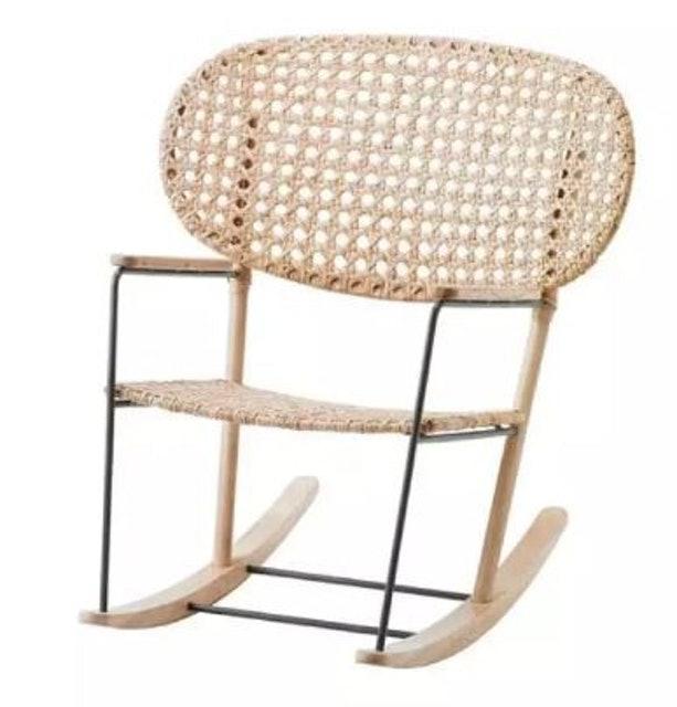 IKEA เก้าอี้โยก เกรินนาดอล (GRÖNADAL) 1
