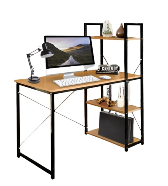 HAKONE โต๊ะทำงานไม้ 1